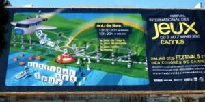Cannes - Festival international des jeux