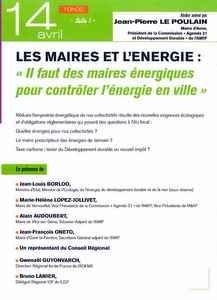 AMIF - les maires & l'énergie