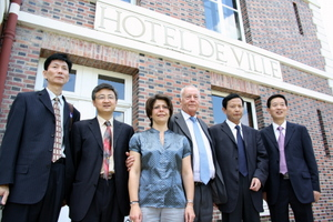 Délégation chinoise Chizhou 22.06.10 039