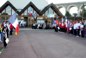 Cérémonie d'ouverture Championnat du monde arbalète 2010 084