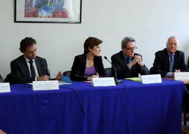 Uruguay - Visite ministres du 13.01.2011 029