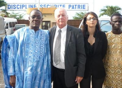 JPLP au Bénin